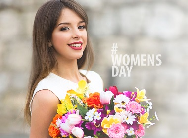 Best gifts ideas on International Women's Day
